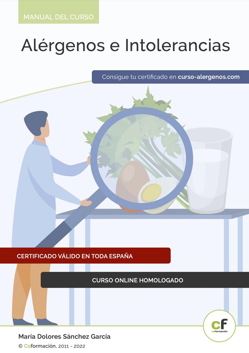 Curso de Alérgenos e intolerancias alimentarias - PDF